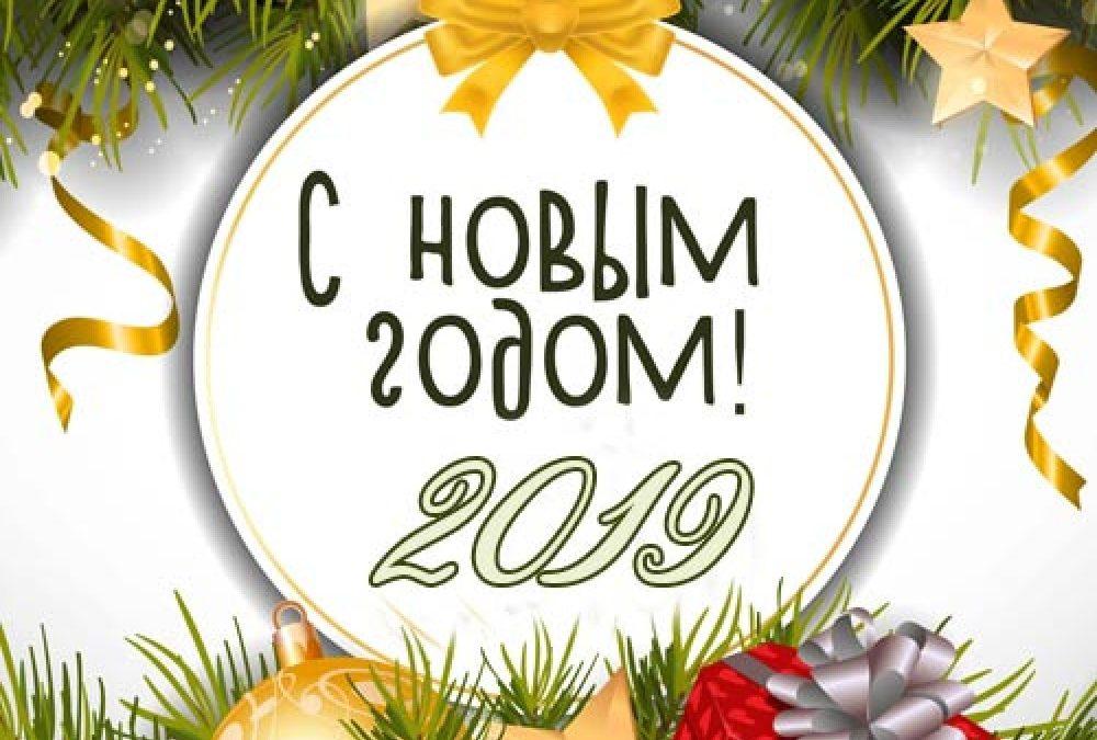 С НОВЫМ 2019 ГОДОМ «ОВЗ «ВАГАР»